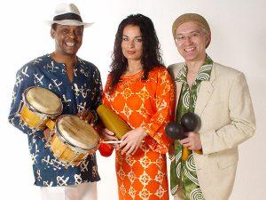 Cuba Ritmo kubai salsa show műsor rendelés Budapest