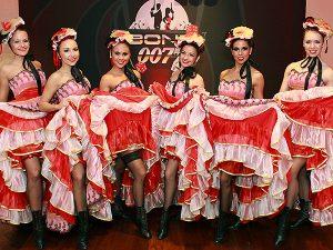 Moulin Rouge revü tánc show műsor rendelés Budapest