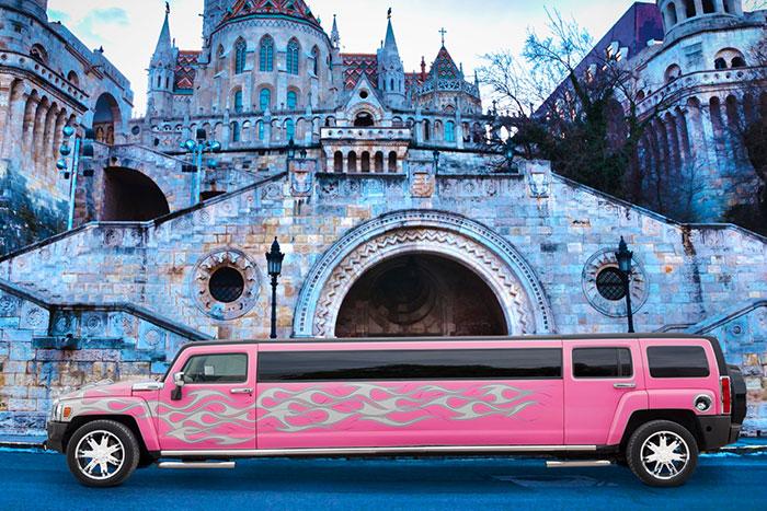Party limuzin bérlés Budapest - H3 Hummer limuzin