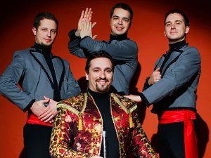 4 For Dance tánc show műsor rendelés Budapest
