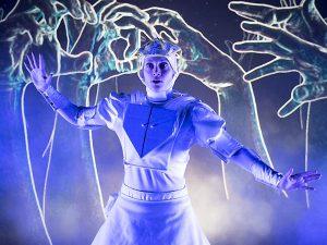 Video mapping show és tánc műsor rendelés