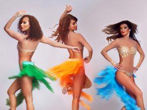 Brazil tánc show műsor rendelés rendezvényre