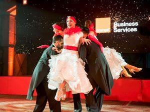 Latin táncműsor rendelés rendezvényre