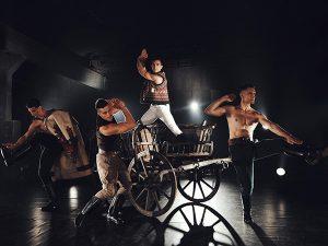 Fricska táncegyüttes műsorrendelés rendezvényre