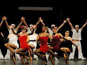 Swing táncműsor rendelés rendezvényre