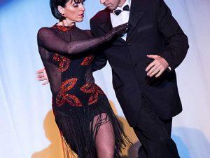 Tangó tánc show műsorrendelés rendezvényre