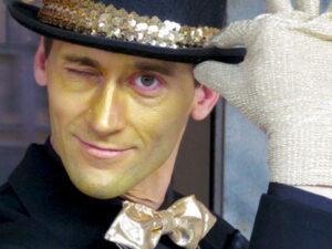 Élő szobrok és pantomim show rendelés
