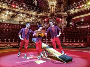 Akrobata műsor rendelés Budapest