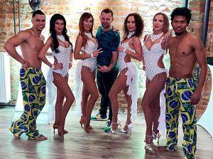 Brazil capoeira tánc show műsor rendelés Budapest