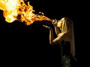 Flair bartender show műsor rendelés rendezvényre