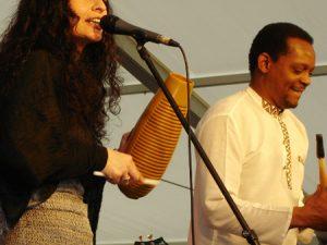 Kubai tánc show és zenei műsor