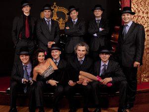 Swing zenekar műsor rendelés rendezvényre