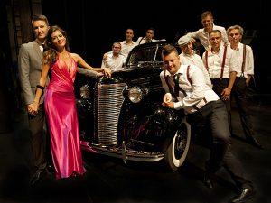 Group n Swing együttes műsor rendelés rendezvényre
