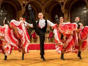 Revü műsor, Moulin Rouge revü show rendelés