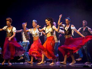 Fusion tánc show rendelés rendezvényre