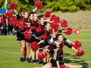 Cheerleading műsor rendelés rendezvényre