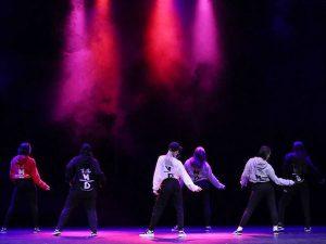 Hip Hop tánc műsor rendelés rendezvényre